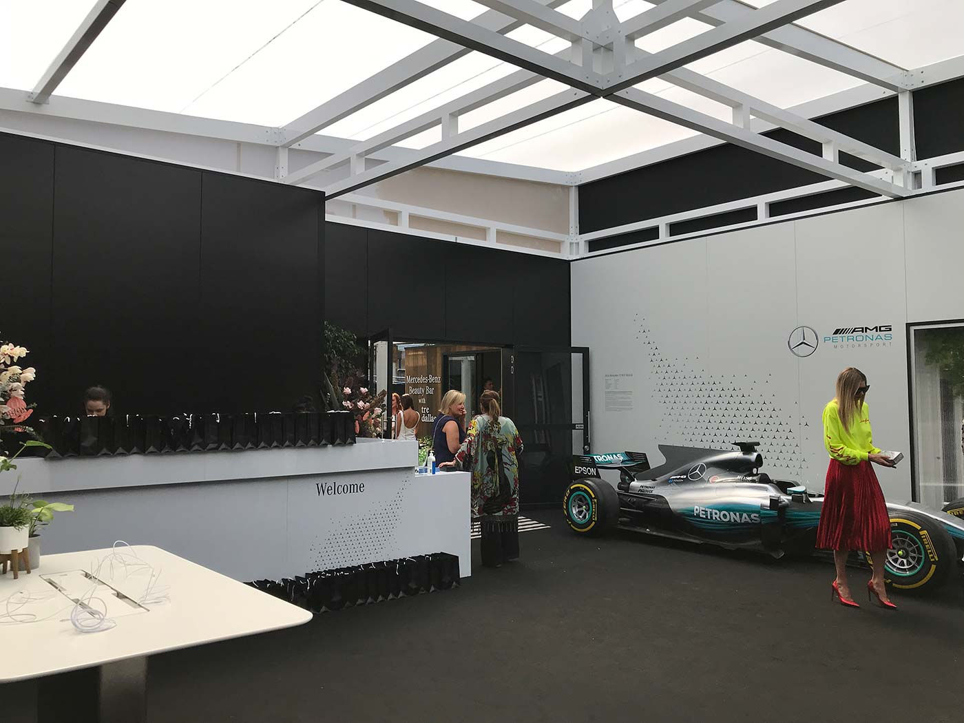 Mercedes-Benz-Star-Bar-Shipping-Container-Hospitality-Activation-Australian-Grand-Prix-2