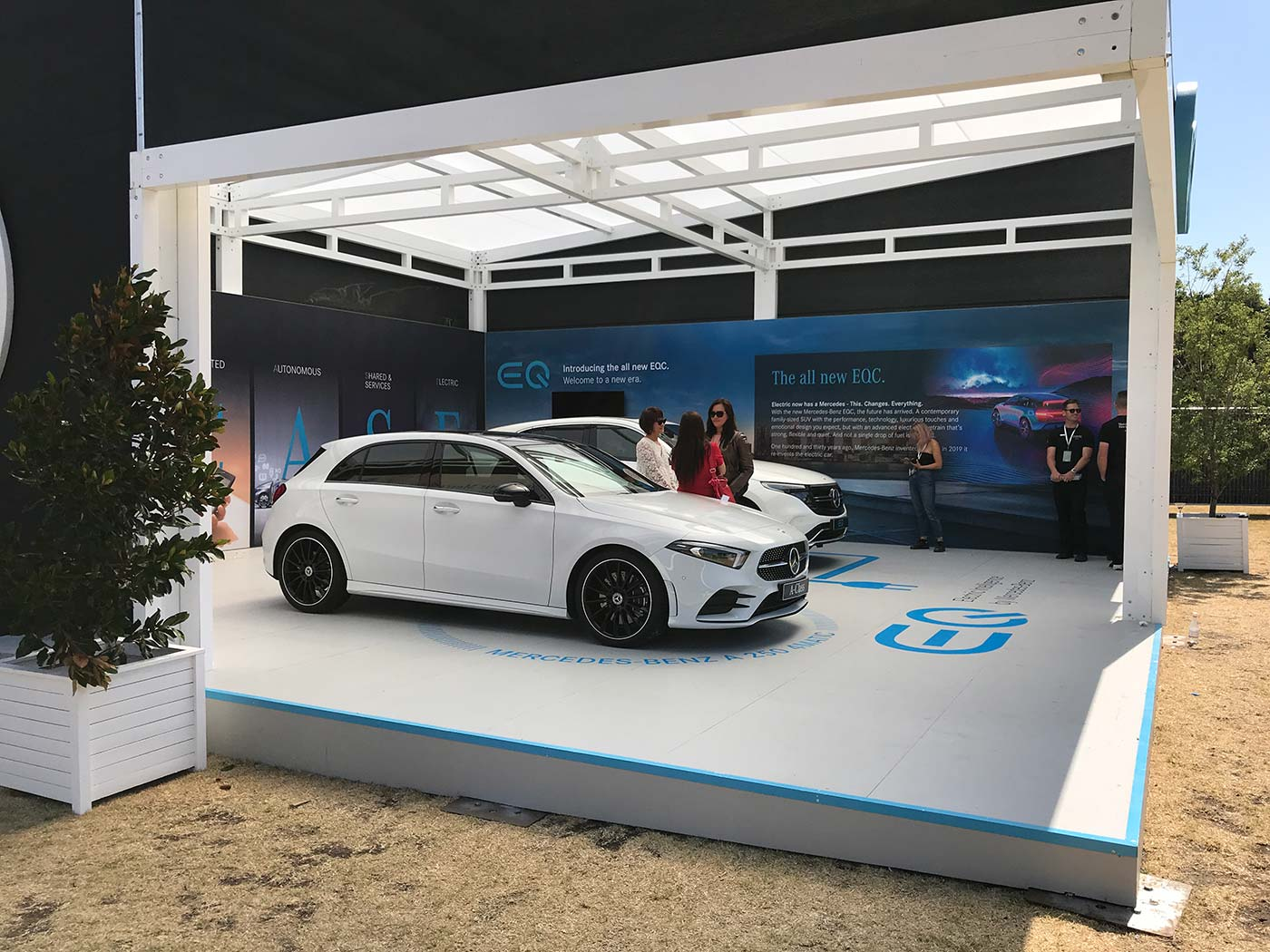 Mercedes-Benz-Star-Bar-Shipping-Container-Hospitality-Activation-Australian-Grand-Prix-3