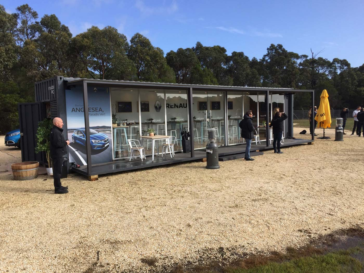 Renault-Drive-Day-Shipping-Container-Conversion-Activation5